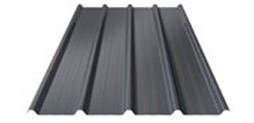 Steel profile sheet cladding roof 06